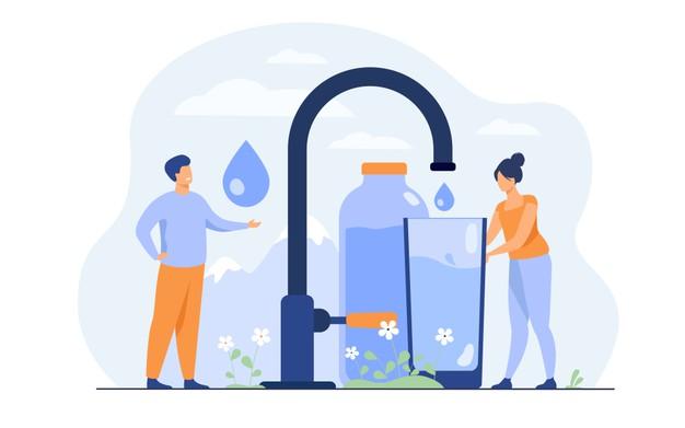 Como minimizar o desperdício de água?